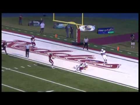 Southeastern Oklahoma State football highlight 2014