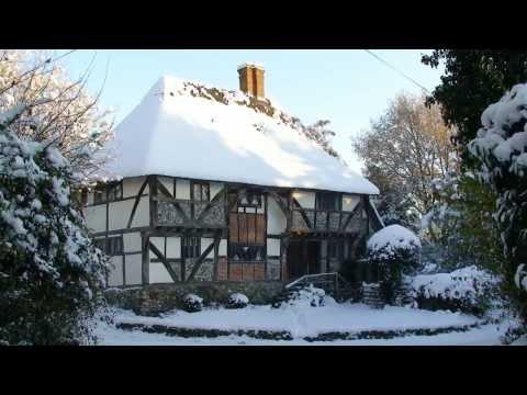 West Sussex in winter (Snow Scenes)