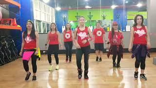 La Isla Bonita | Salsa Remix | Zumba®Fitness | by LoraG
