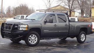 Sold!!! 2011 Chevrolet Silverado 3500hd Ltz 4x4 4dr Crew Cab Lb Srw Sold!!!