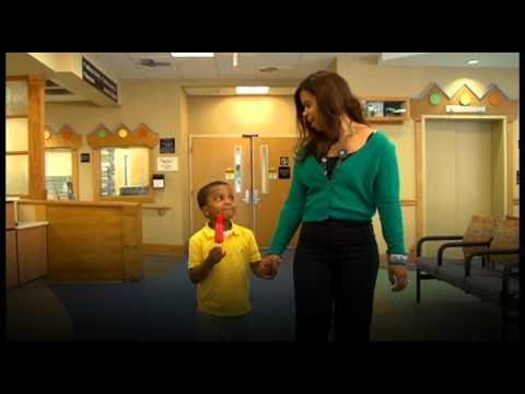 Pediatric ER at Huntsville Hospital for Women & Children