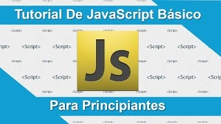 JavaScript tutorial básico