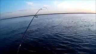 Рыбалка на Ладоге  часть 4  Окунь на спиннинг.