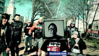 Battleboi Basti (OFFICIAL HD VERSION) - VBT-Splash 2012 8tel vs. 3 Pups + Lyrics
