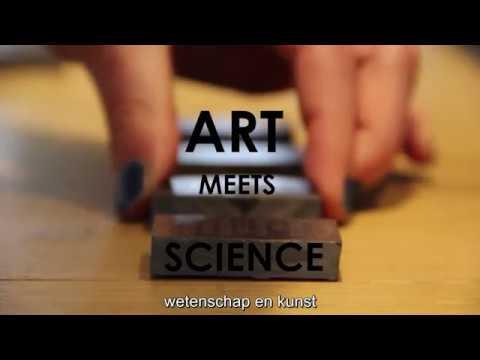 Kunst ontmoet wetenschap: kruisbestuiving met Gerrit Rietveld Academie