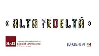 Ospite di questa nuova puntata di #AltaFedeltà, il #webtalk degli europarlamentari democratici, è il parlamentare europeo Andrea Cozzolino che si racconta attraverso una #playlist di canzoni, libri e film.