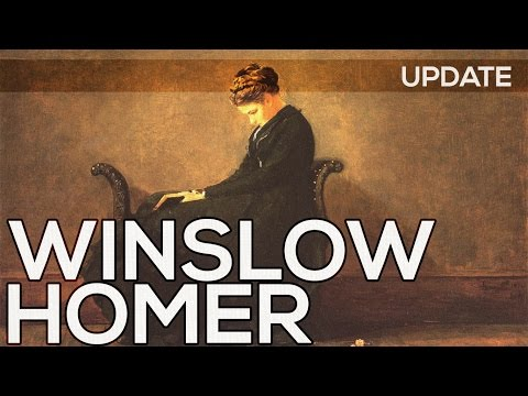 Winslow Homer: A collection of 534 paintings (HD) *UPDATE