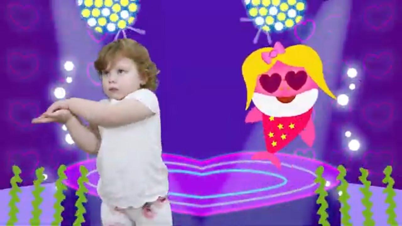 Baby Shark Disco Remix by Arishka Play Time,  Nursery rhymes from Ariana