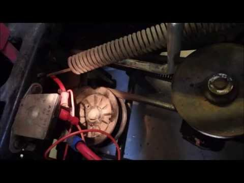 MTD Pulley Belt Problem | FunnyCat TV