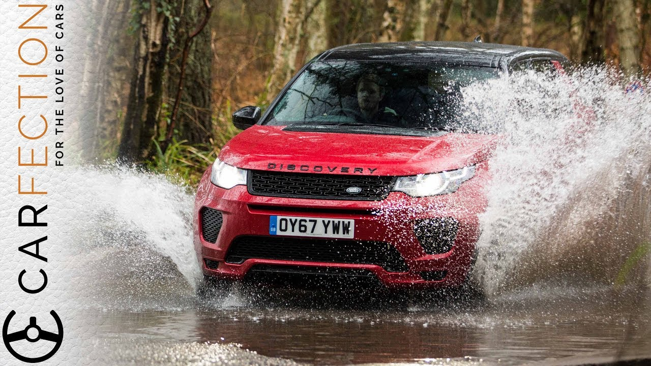 Land Rover Discovery Sport: Our New Car - Carfection