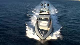 NAMELESS M41 MONDO MARINE SUPER YACHT [ 1080 HD ]