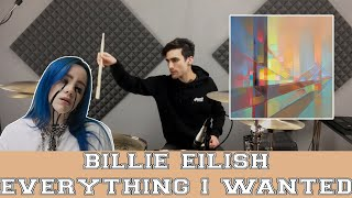 Billie Eilish - everything i wanted - Drum cover