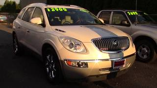 2008 Buick Enclave CXL (Stock #97260) at Sunset Cars of Auburn