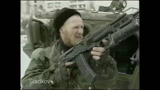 СОБР попал в засаду в Грозном.1996 г.