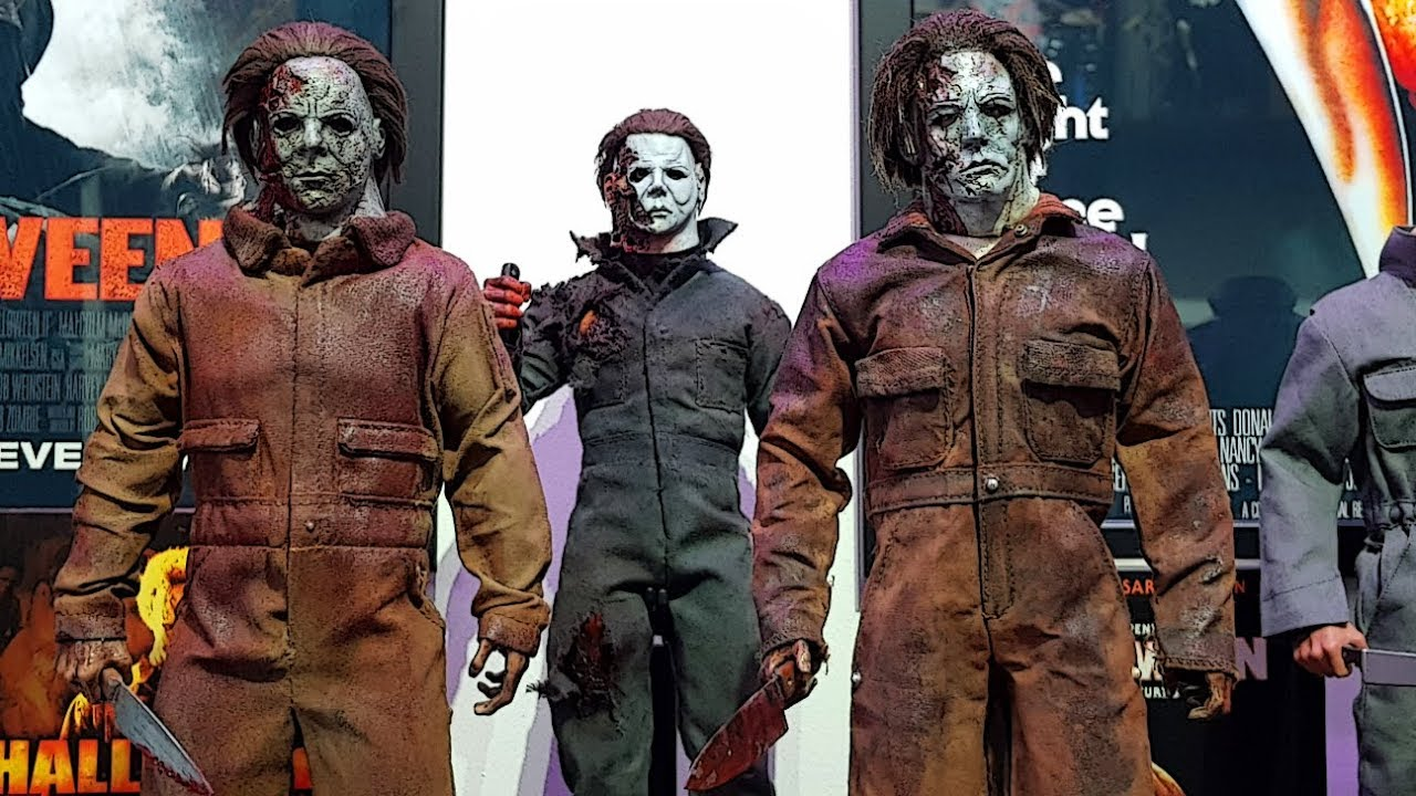 osw.zone this video, i take a look at two Ones customs Halloween 2 ( Rob Zombie version ...