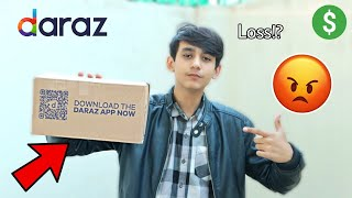 Gambar cover Daraz.pk Mystery Box Unboxing | SCAM!!? | Pros Lab