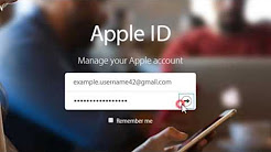 Change iCloud Email Address | How To Change Apple ID Email Address