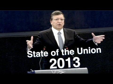 Barroso's 2013 State of the Union - Full Speech
