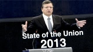 Barroso's 2013 State of the Union - Full Speech thumbnail
