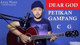 Petikan Gampang (DEAR GOD - AVENGED SEVENFOLD) Arya Nara (Tutorial Gitar) Pemula