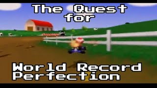 Mario Kart 64: The Quest for World Record Perfection
