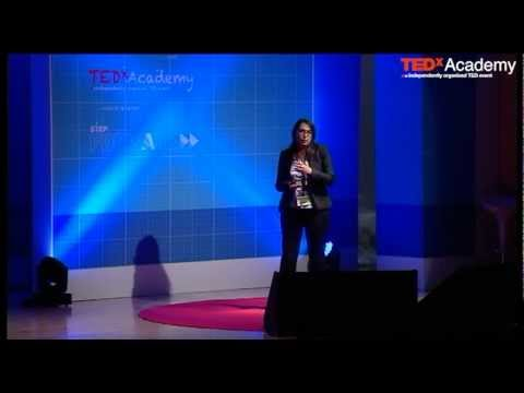 What I've learned from snails: Panagiota Vlachou at TEDxAcademy