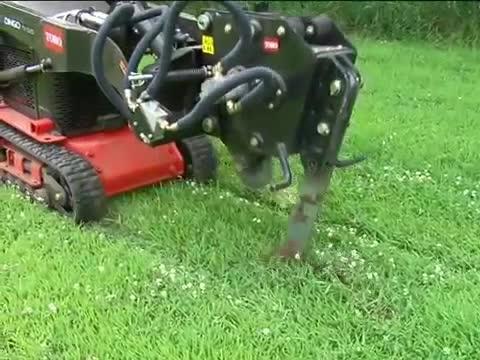 Dingo Vibratory Plow (22911) | Toro