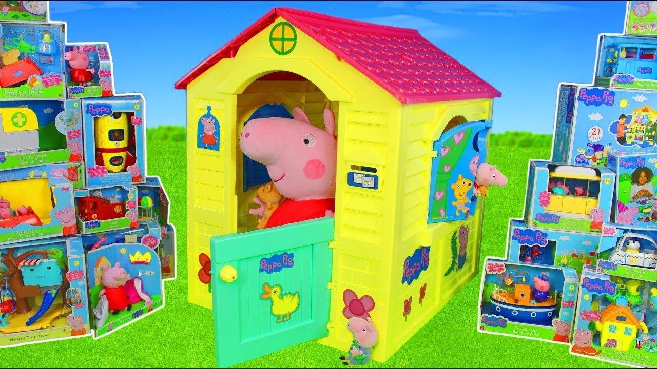 Download Peppa Pig oyuncak - Çocuk araçlar - Toys for kids