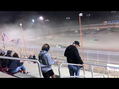 Sweetwater Speedway IMCA Modifieds - Aug. 10, 2018