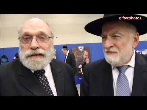 Yeshiva University Chag Hasmicha