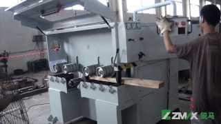 Arterki Plank Multi-rip saw machine MJ--2012S (Single spindle) for cutting plank