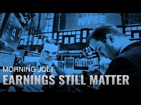 Earnings Still Matter: Apple, Starbucks, Facebook