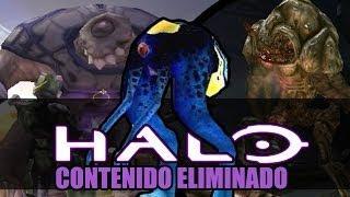 Halo - Todo el Contenido Eliminado Pt. 1 (Curiosidades de Halo, Ep. 3)