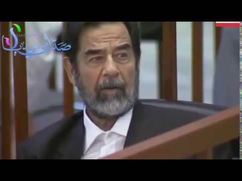 أغنية احمد جواد للرئيس الراحل صدام حسين مونتاج جديد 2017