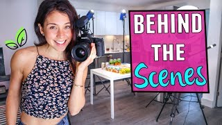 BEHIND THE SCENES OF THE RAWVANA TEAM!