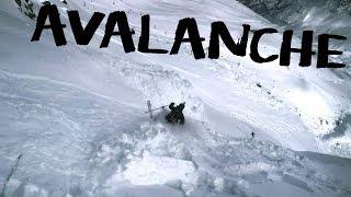 WINTERACTIVITY ep13 - Avalanche, Prank ça tourne mal - Ski freeride