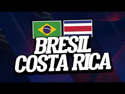 🔴 DIRECT / LIVE : BRESIL - COSTA RICA // Club House
