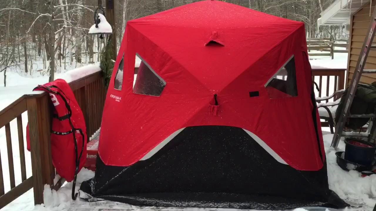 Eskimo 949i Pop Up Ice Shanty