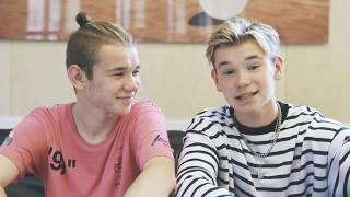 Marcus&Martinus - Welcome to our YouTube channel!