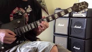 Lamb of God - Visitation Guitar Cover