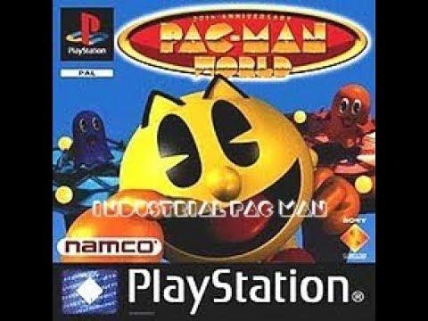 Pac Man World Part 7 - Industrial Pac Man
