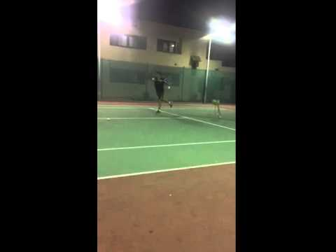 Essam tennis 8