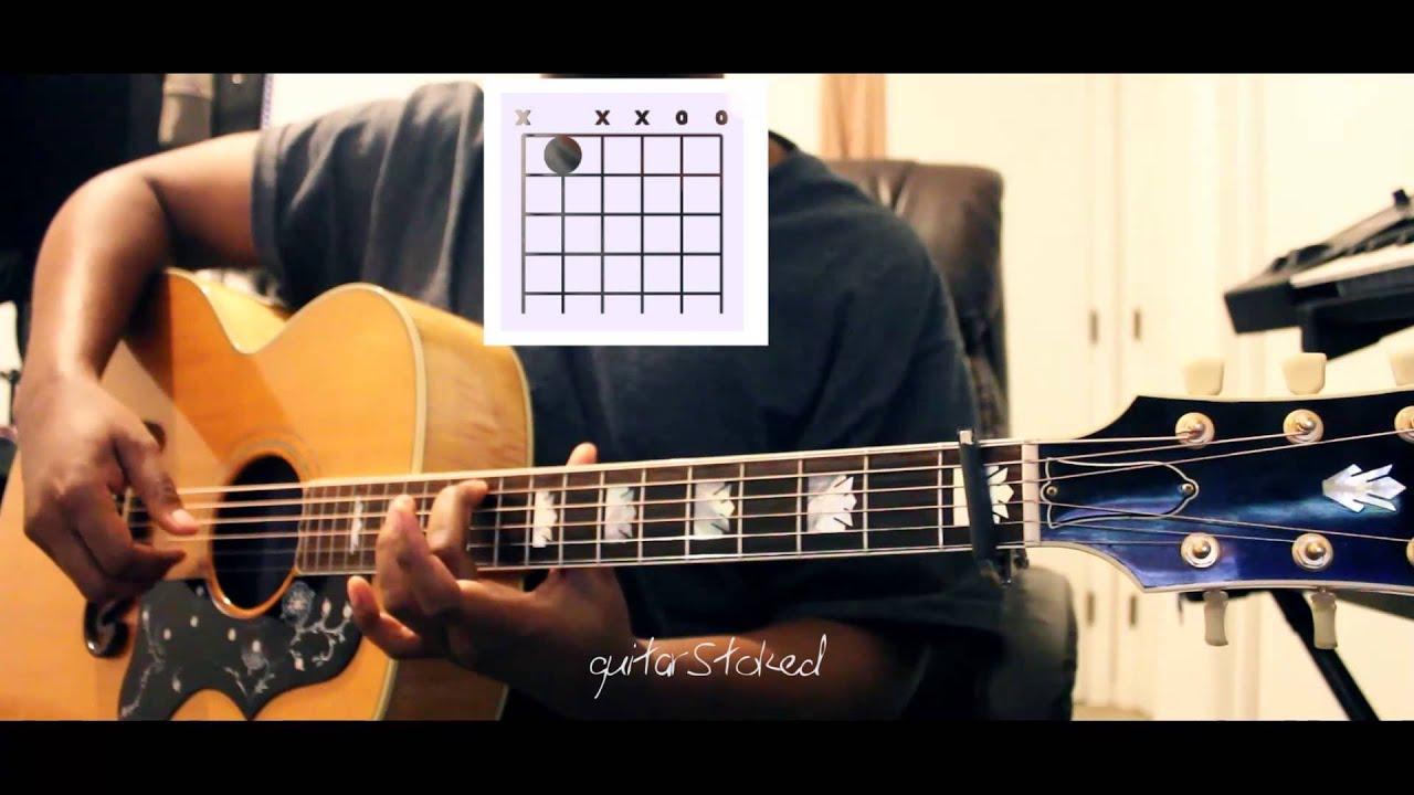 Regina Spektor Bartender Easy Guitar Tutorial W Chord Youtube