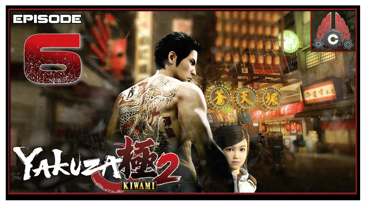Let S Play Yakuza Kiwami 2 With Cohhcarnage Episode 6 212 Mb