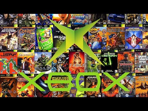Top Original Xbox Backwards Compatibility Games