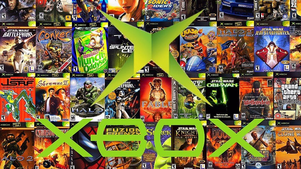 Xbox One: Bibliothek der abwärtskompatiblen Spiele …