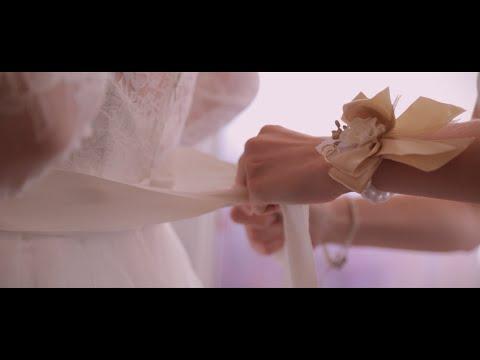 Красивая пара. Нежный свадебный клип