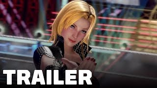 Video Dead or Alive 6 - Three Rumble Ready Fighters Trailer download MP3, 3GP, MP4, WEBM, AVI, FLV November 2018