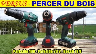 lidl parkside pabh 20v versus bosch uneo maxx 18v versus test beton. Black Bedroom Furniture Sets. Home Design Ideas