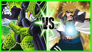 perfect-cell-vs-the-4th-hokage